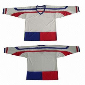 Hockey jersey from China (mainland)