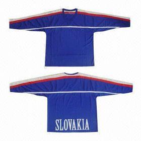 Hockey jersey from China (mainland)