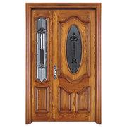 Exterior wooden door from China (mainland)