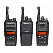 WCDMA 3G Two Way Radio with SIM Card, Use 2G/3G/4G Mobile Public Network, Long Distance