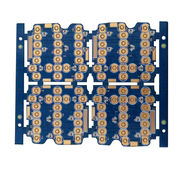 Cheap 2-layer immersion gold PCBs with pressing key