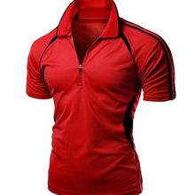 Comfortable design polo t shirts from China (mainland)