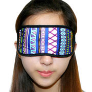 Microfiber Sleeping Eye-shade from China (mainland)