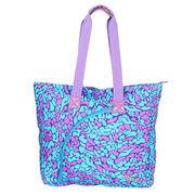 Colorful printing lady's handbags from China (mainland)