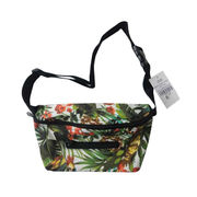 Printed Canvas Fanny Pack from China (mainland)