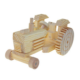 2015 funny mini wooden truck toy from China (mainland)