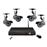 Wireless CCTV Security System Manufacturer