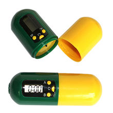 Pill box, time alarm pill boxes (KL-9201)