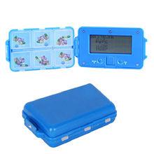 Time alarm pill box (KL-9211)