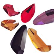 Flat back glass stones Manufacturer