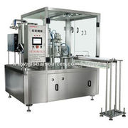 Auto spouted pouches filling capping machine from China (mainland)