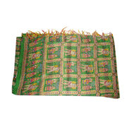 This is handmade vintage kantha scarf. It is from India