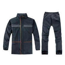 Navy Raincoat Suit from China (mainland)