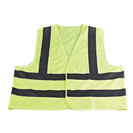 Yellow color reflective safety vests from China (mainland)