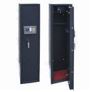 Electronic Digital Gun Safes with L-shaped Handle, Measures 1,430 x 340 x 280mm, Quality Gun Racks