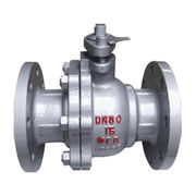 Forged steel floating ball valve from China (mainland)