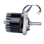 DC brushless external rotor motor