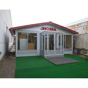 Prefabricated house, shop, customized, various designs, OEM welcomed