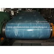 Prepainted PPGI Color-coated Steel Coils Manufacturer