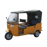 Extended-range plug-in electric tricycle from China (mainland)