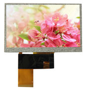 4.3-inch TFT LCD display module with resistive touch screen and 480(RGB)*272 resolution from Iexcellence Technology Co., Limited