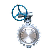 China Stainless Steel Butterfly Valve