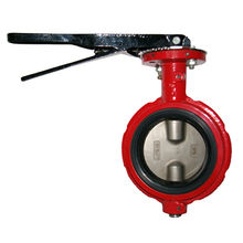 China Corrosion-resistant Butterfly Valve
