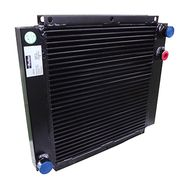Bar and plate hydraulic oil aluminum cooler Manufacturer