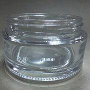 Cream flint glass bottle from China (mainland)
