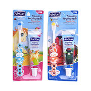 AirSun Kid's Toothpaste with Toothbrush from Yiwu Airsun Commodity Co. Ltd