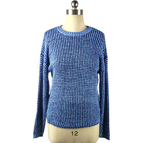 Ladies' fashion knitted cardigan, made of 85% acrylic and 15% wool from Hangzhou Willing Textile Co. Ltd
