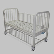 Coated High Rail Children Bed from China (mainland)