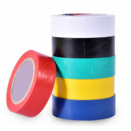 China PVC Wire Insulating Tape Self Adhesive Electrical