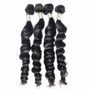 Virgin hair bundles from China (mainland)