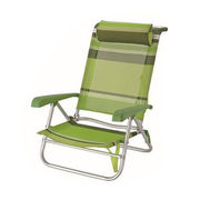 Folding aluminum beach chair from China (mainland)