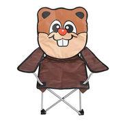 Folding kid's beach chair
