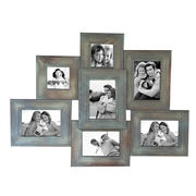 China Wood collage photo frame, wood structure