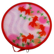 Foldable Polyester Frisbee from China (mainland)
