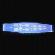 STN display module, blue type, wide temperature with PIN connect from Xiamen Ocular Optics Co. Ltd