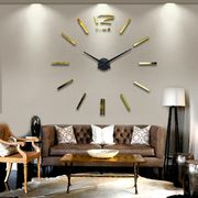Acrylic DIY Mirror Promotional Modern Wall Clocks from China (mainland)