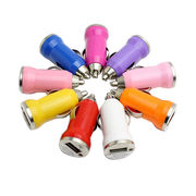 Mini USB car charger from China (mainland)