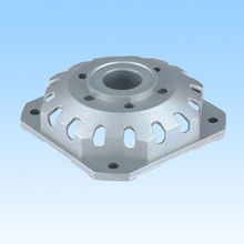 Die-casting Products, Made of Aluminum, Customized Designs and Specifications are Accepted from HLC Metal Parts Ltd