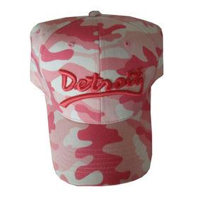 Cotton baseball cap from China (mainland)