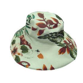 Cotton bucket hat Manufacturer