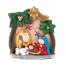 Polyresin Nativity Set Manufacturer