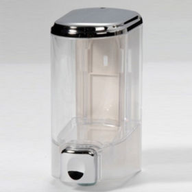 PC Soap Dispensers with Key Lock System and 500ml Capacity from Harvest Cosmetic Industry Co Ltd