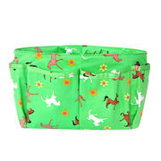 Cotton cosmetic bag from China (mainland)