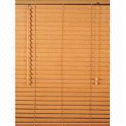 PVC Faux Wood Blind Manufacturer