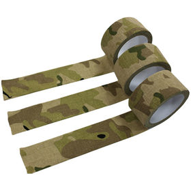 Camo Gummed Tape from China (mainland)