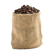 Burlap coffee bean bags from China (mainland)